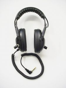 "Sunray Pro Gold Headphones "" New Revised Model """