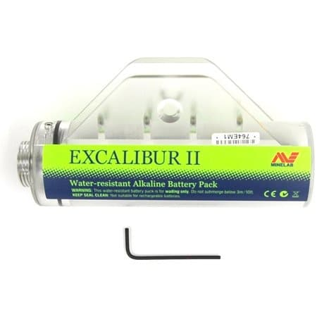 excalibur battery holder
