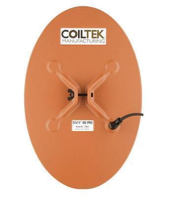Coiltek 17x11 DD Gold