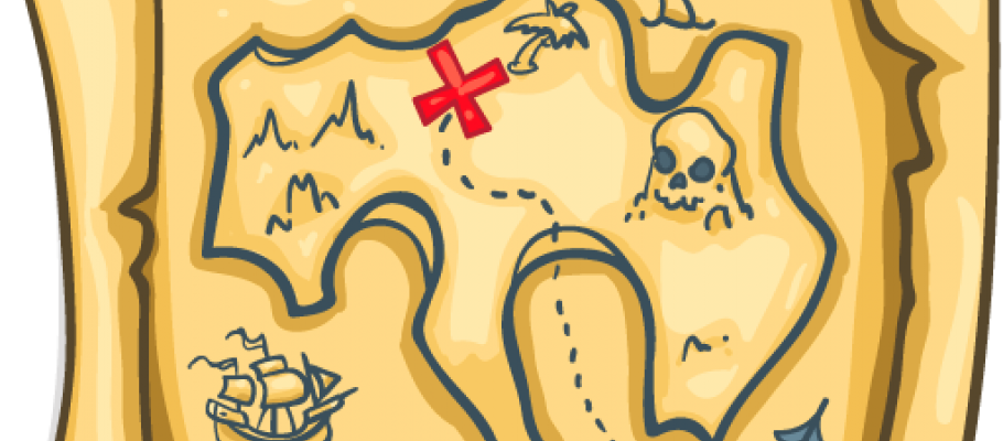 Gold Mine of Treasure Maps
