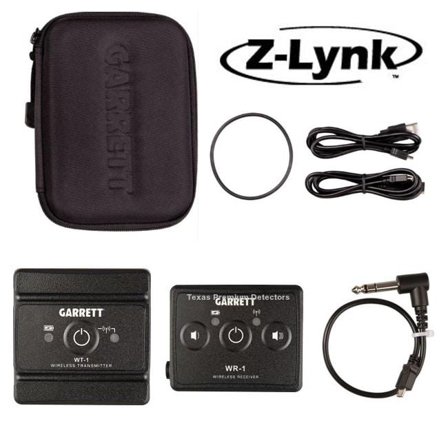 garrett z-lynk wireless headphone system