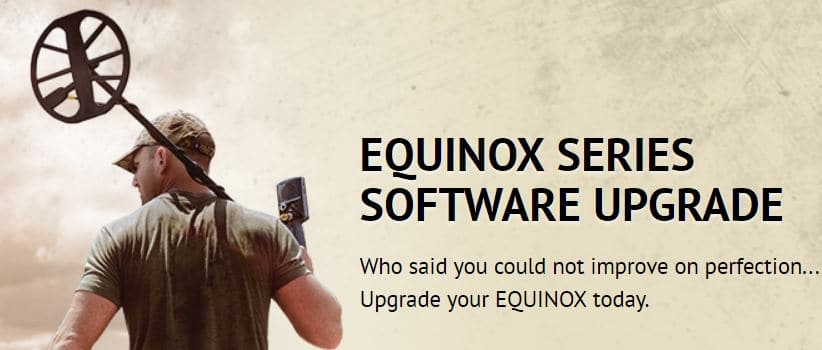 EQUINOX SOFTWARE UPDATE PICTURE