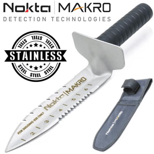 Nokta Makro Premium Stainless Steel Digger