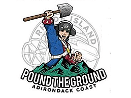 pound the ground