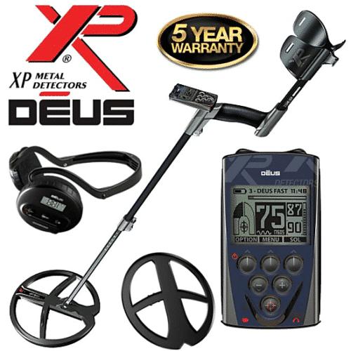 XP Deus WS4 Wireless Headphone Package