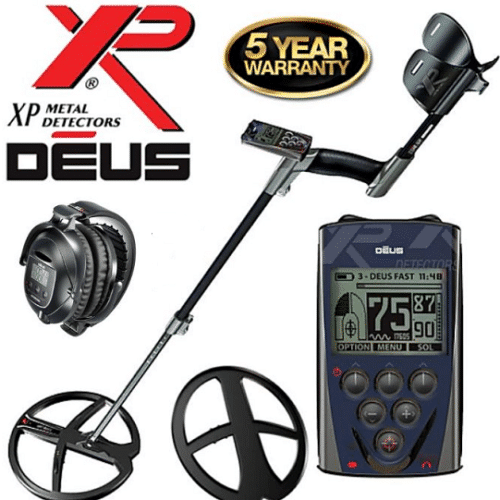 XP Deus WS5 Wireless detector